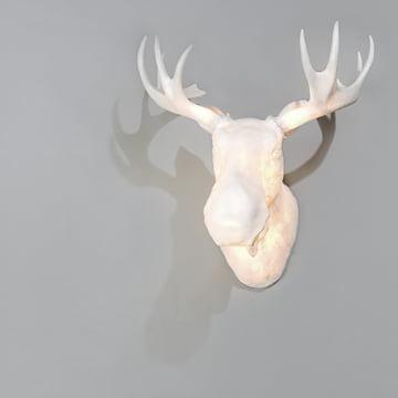 northernlighting - Moo wall lamp white