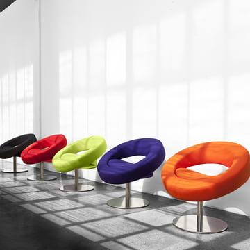 Softline - Hello swivel chair - group