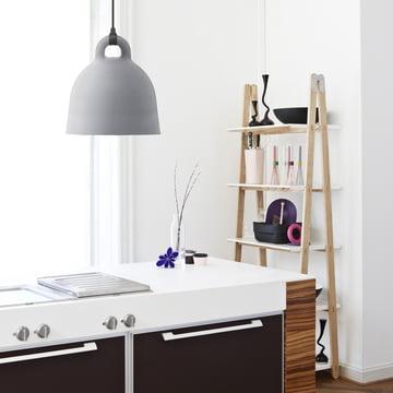Friendly atmosphere through simple, industrial design