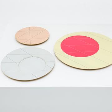 Karimoku - Colour Platter (3er-Set), sun