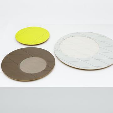 Karimoku - Colour Platter (3er-Set), sand