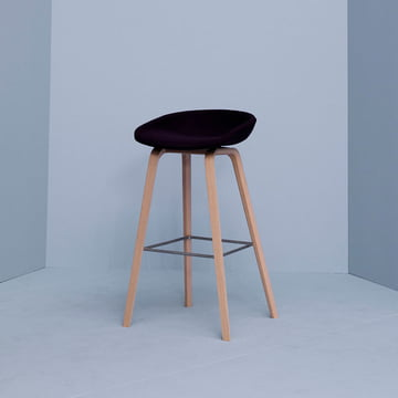 Hay - About A Stool AAS 32, oak / black