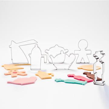 A di Alessi - Progiotti cookie cutters