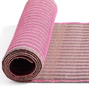 Hay - Two Ways carpet pink, 80x200 cm