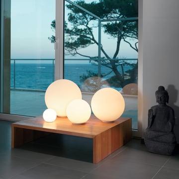 Artemide - Dioscuri Tavolo table lamp Ø25cm
