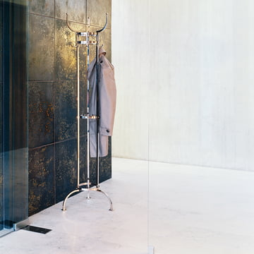 ClassiCon - Nymphenburg clothes stand, lobby