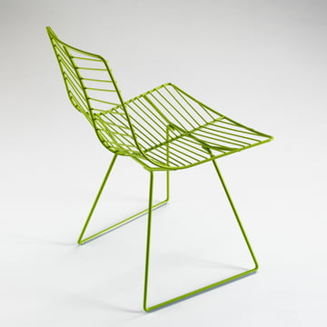 arper - Leaf Chair, green