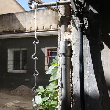 Roberope, backyard