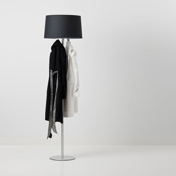 Cascando - Coat Lamp, black