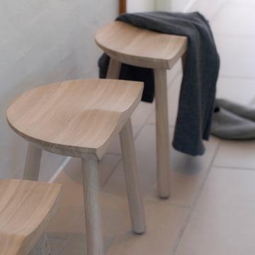 Skagerak - Cobbler Stool, oak