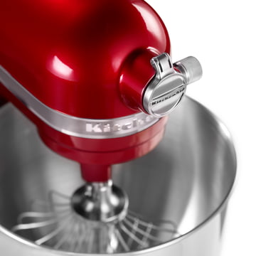 KitchenAid - Artisan Stand Mixer, 6.9 l empire, red