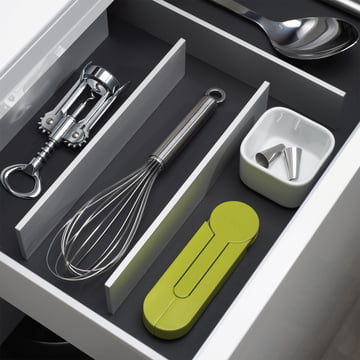 Joseph Joseph - TriScale, green - in drawer