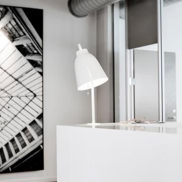 Asymmetric Caravaggio Table Lamp