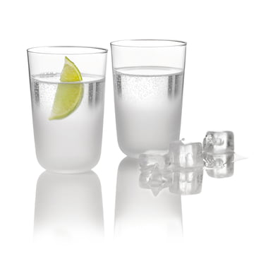 Stelton - frost glass. No. 1 (set of 2)