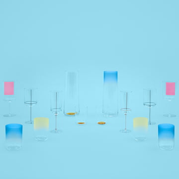Hay - Colour Glass - group