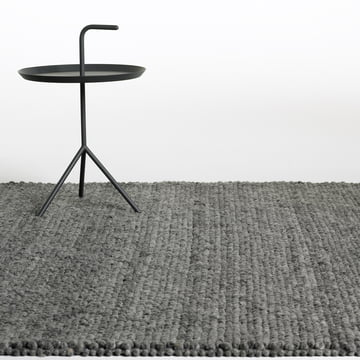 Hay - Peas carpet, dark grey