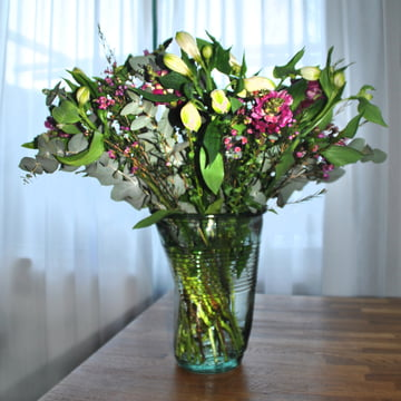 Rob Brandt - Knickglas Vase - Flowers
