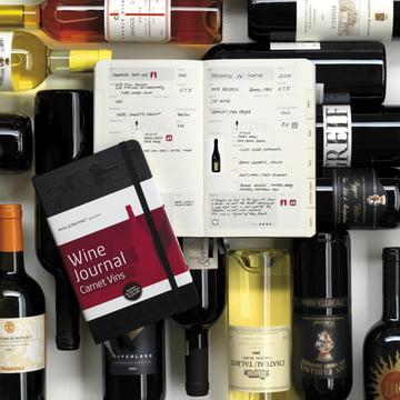 Moleskine - Passion Journal, Wine