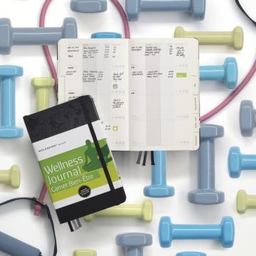 Moleskine - Passion Journal, Wellness