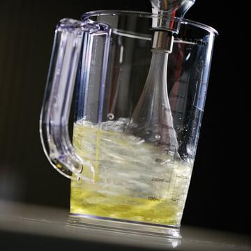 KitchenAid - Hand blender - whisk, use