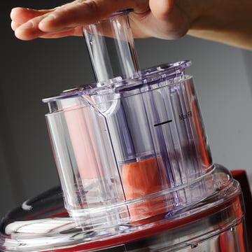 KitchenAid - Food Processor, 2,1 L - filling supports
