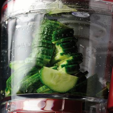 KitchenAid - Food Processor, 2,1 L - vegetables slices
