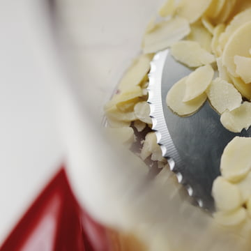 KitchenAid - Food Processor, 2,1 L - multipurpose knife, almonds