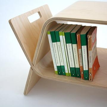 Johngreen. - Embrace Shelf, birch wood - details