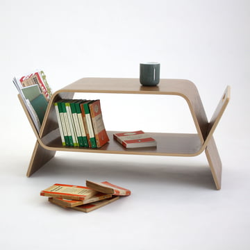Johngreen. - Embrace shelf, walnut