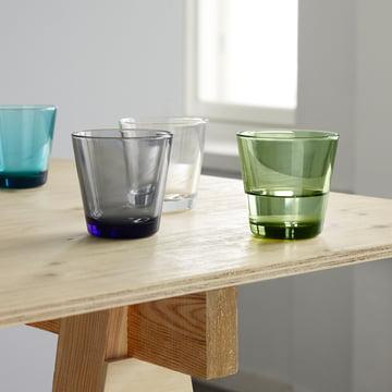 Iittala, Ambience image Kartio glasses