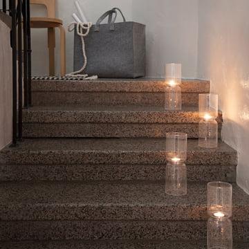 Iittala, Lantern ambience image / steps