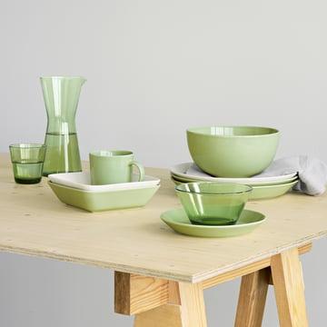 Iittala - green served table