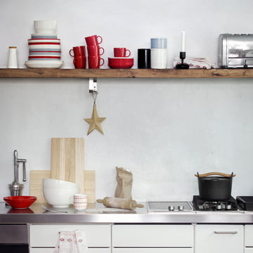 Iittala, Christmas ambience image - kitchen