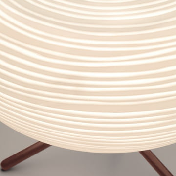 Foscarini - Rituals 3 Table Lamp - details, lampshade