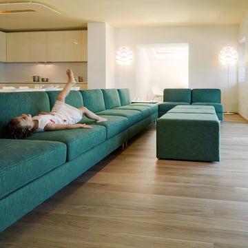 Vita - Silvia floor lamp