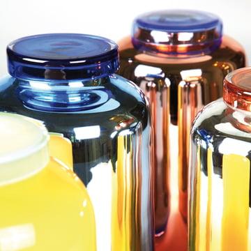 Pulpo - Container Vase - group, colours