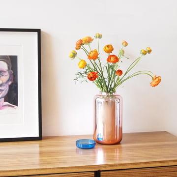 Pulpo - Container Vase, pink