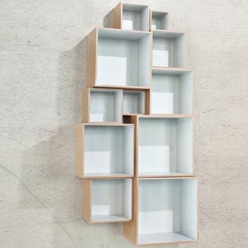 OK Design - Babushka Boxes, grey