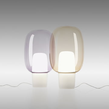 Foscarini - Yoko Table Lamp, orange, purple