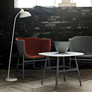 Fritz Hansen - Minuscule Table and Chair