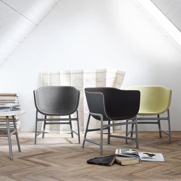 Fritz Hansen - Minuscule Chair - group