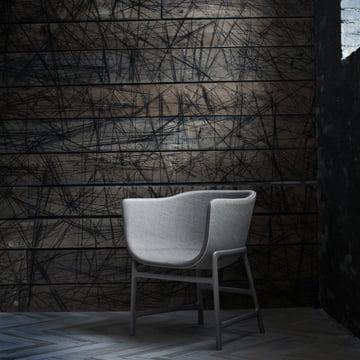 Fritz Hansen - Minuscule Chair, liht grey 123