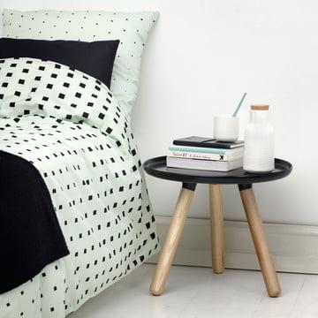 Normann Copenhagen - Cube bed linen, Mint / ambience