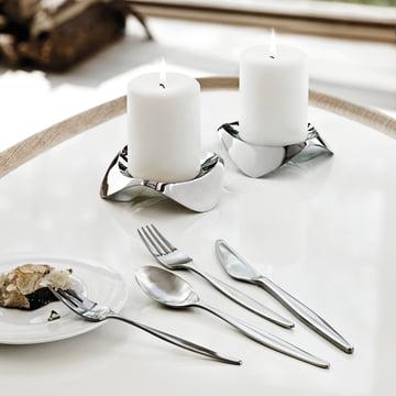 Stelton - Papilio Uno Block Candleholder