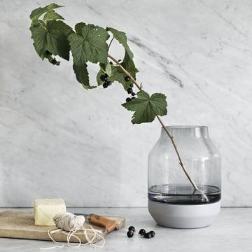 Muuto - Elevated Vase, Ambience Grey