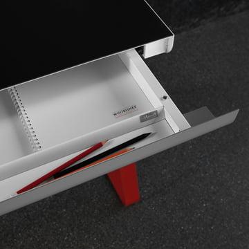 Müller Möbel Fabrikation - Secretary, drawer: details