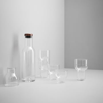 Menu - Stackable Glass - group