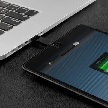 Bluelounge - Kii USB Adapter, Lightning, black - iPad