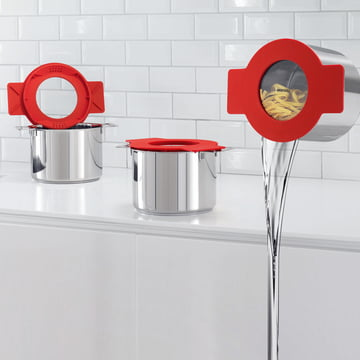 Eva Solo - Gravity Pots, red