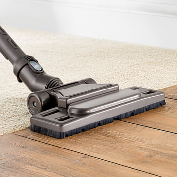 Dyson - Musclehead Floor Nozzle - in use